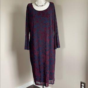 Haani Bell Sleeve Dress